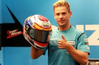 Alvaro Bautista Helmet for Japan