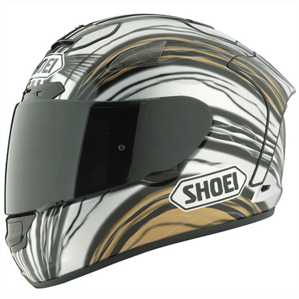 Shoei X-Spirit 2 - John McGuinness TC9