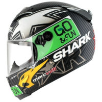 Scott Redding Shark Speed-R Series 2 Carbon Go & Fun Helmet