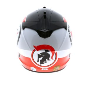 Jorge Lorenzo HJC IS-17 helmet