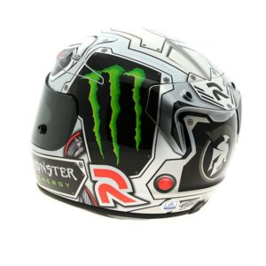 Jorge Lorenzo HJC RPHA 10 Plus Speed Machine Helmet