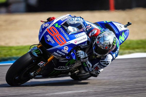 lorenzo speed machine indianpolis