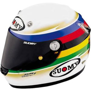 Troy Bayliss Suomy Vandal limited edition helmet (2006 WSBK Champion)