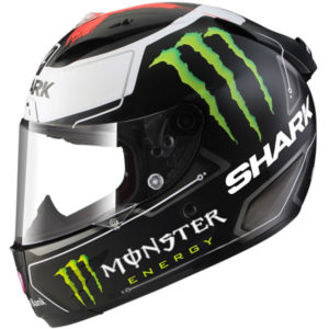 Jorge Lorenzo Shark Race-R Pro Monster Helmet