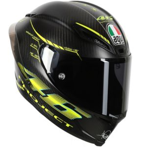 Valentino Rossi AGV Pista GP Project 46 Version 2.0 helmet