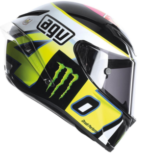 Valentino Rossi AGV Corsa 'Wish You Were Here' Helmet