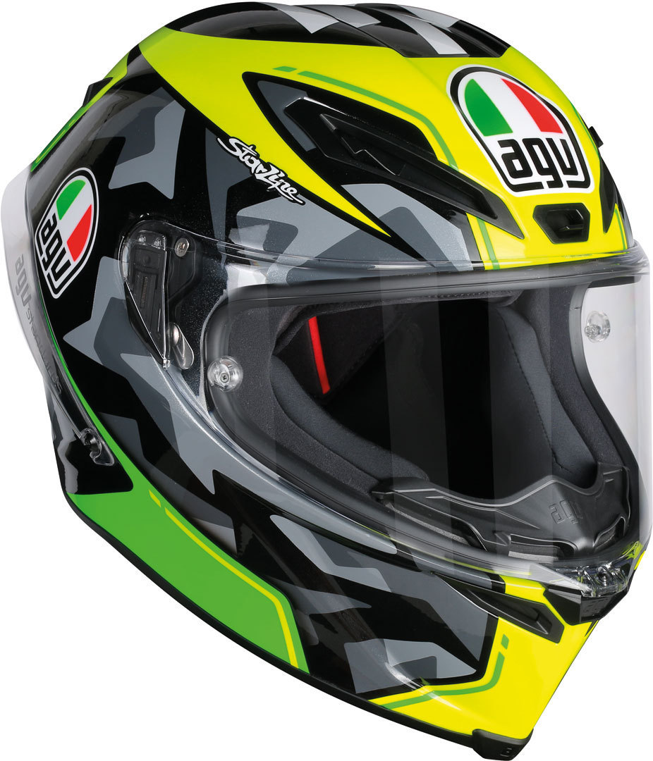 pol espargaro agv corsa r helmet replica race helmets. Black Bedroom Furniture Sets. Home Design Ideas