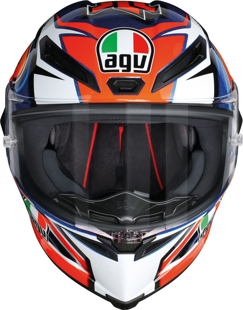 jack miller agv corsa r 2016 motogp helmet replica race helmets. Black Bedroom Furniture Sets. Home Design Ideas