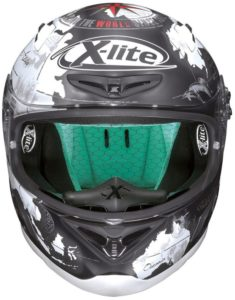 Carlos Checa X-Lite X-802RR (Black & White)