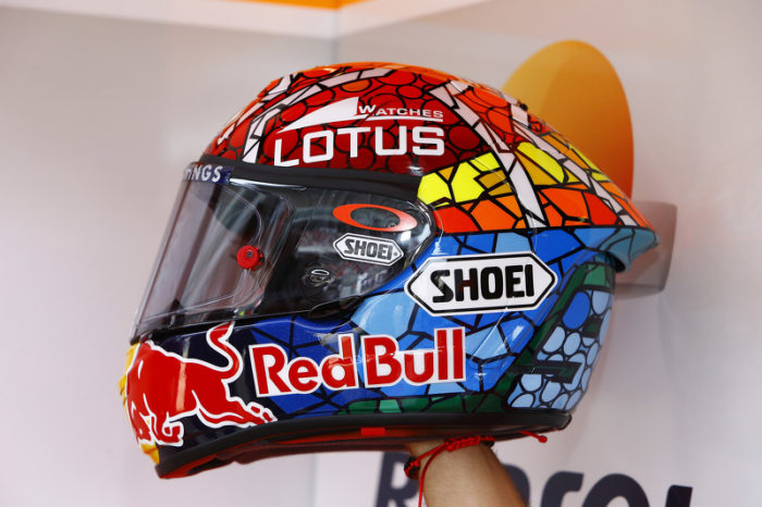 Custom Painted Arai Gps