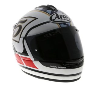 Arai Chaser X - Edwards Legend White