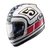 Colin Edwards Arai Chaser X helmet (white)