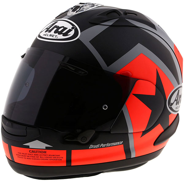maverick vinales arai rx 7v helmet replica race helmets. Black Bedroom Furniture Sets. Home Design Ideas