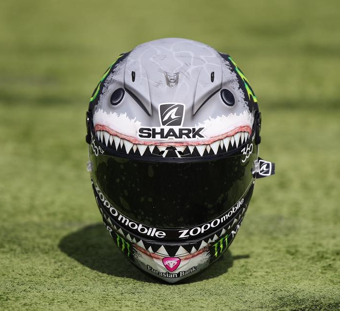 Jorge Lorenzo Shark Helmet For Aragon Replica Race Helmets